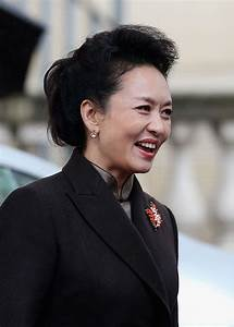 Chinese First Lady Peng Liyuan Calls for Heightened Internat