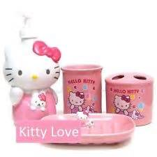 hello kitty bath set ebay
