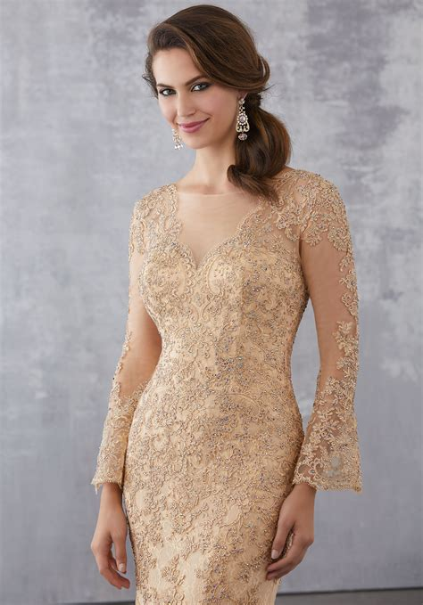 lace  net social occasion dress  beaded lace
