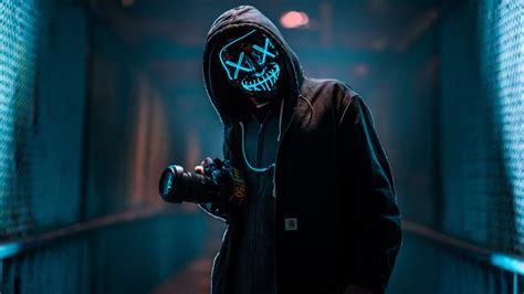 purge led mask photograper   wallpapers hd