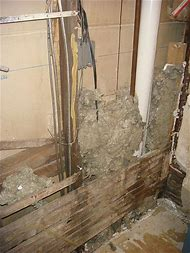 What Does Asbestos Wall Insulation Look Like