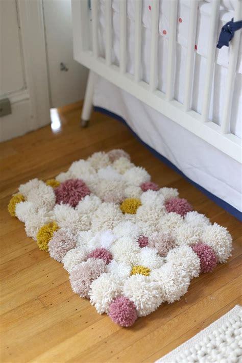 17 meilleures id 233 es 224 propos de tapis de pompon sur pom poms pompons fil et tapis