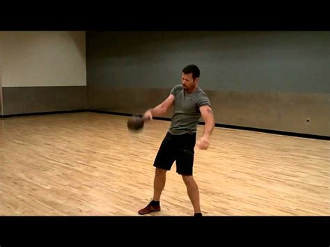 kettlebell snatch ladder
