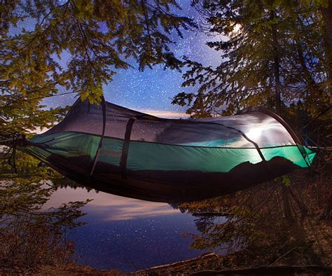 Tent Hammock For Two by How To Set Up A Cing Hammock
