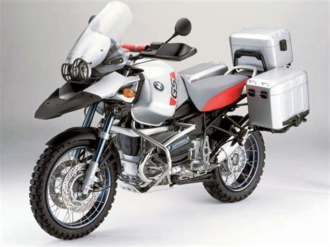 2001 Bmw R1150 Gs Adventure Motorcycle Desktop Wallpaper
