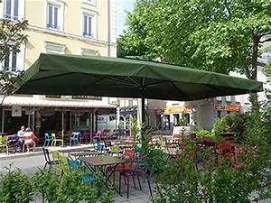 Parasol De Terrasse : parasols professionnels haut de gamme pour terrasse restaurant h tel caf bar gaggio ~ Teatrodelosmanantiales.com Idées de Décoration