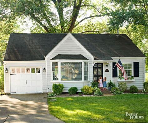 Before And After Small Exterior Makeovers In 2019