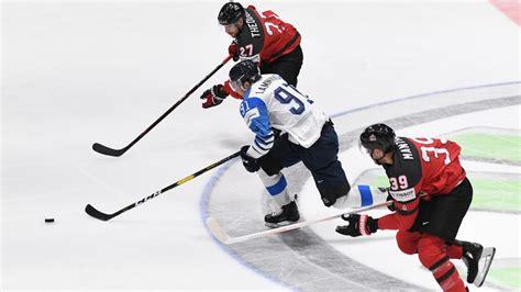Teksta tiešraide. Fināls: Kanāda - Somija 1:3 (spēle galā) - Hokejs - Sportacentrs.com