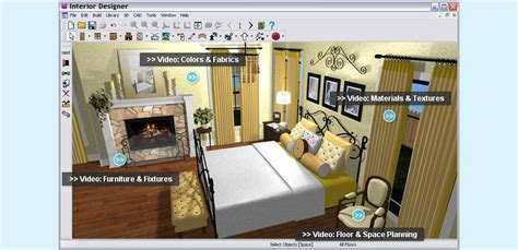 home interior design software great bedroom design program to the whole process