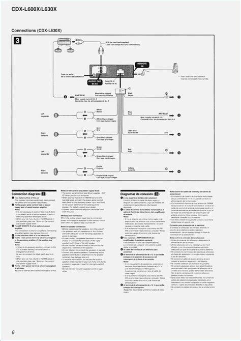 sony cdx wiring diagram vivresaville