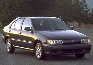 Pictures Of Nissan Sentra  B14  1999