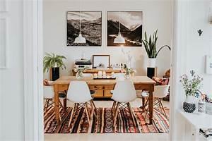 Boho Style Wohnen : esszimmer bilder lass dich inspirieren ~ Kayakingforconservation.com Haus und Dekorationen