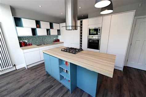 images white kitchen cabinets an innova luca matt white kitchen real customer kitchens 4646