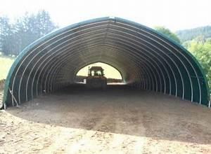 Tunnel Agricole Pas Cher : tunnel pvc de stockage l8 x p24 x m pas cher ~ Dode.kayakingforconservation.com Idées de Décoration