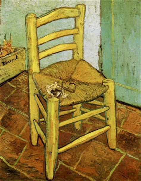 Mein Kfy Chair Wiki by Vincents Stuhl Mit Pfeife Vincent Gogh Als