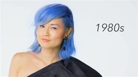 years  beauty  years  hair color