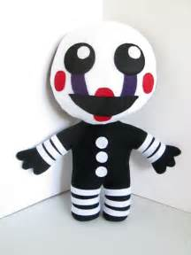 Plush Marionette Freddy's Nights at Five