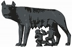 File:Capitoline Wolf of Roman Kingdom.svg - Wikipedia