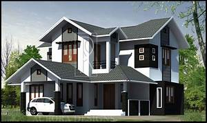 kerala style house plans 2 11 keralahouseplanner With 4 bedroom bouses and interior