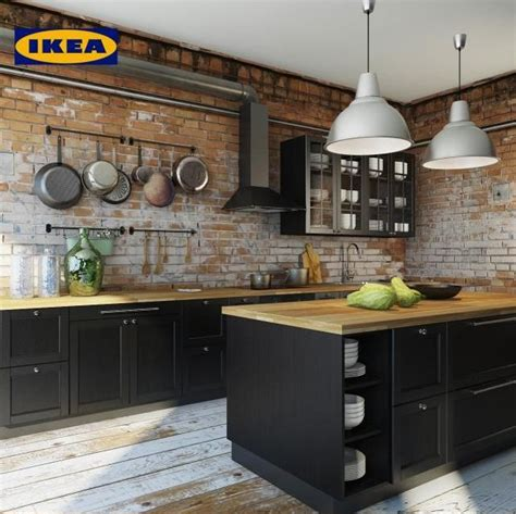 cuisine laxarby kitchen ikea laxarby 3d model