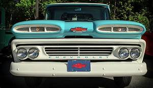 1960 Chevy Truck Photograph By Dan Jordan