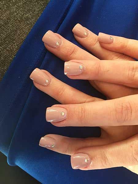 square acrylic nails designs