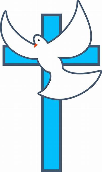 Dove Clipart Baptism Clipartmag