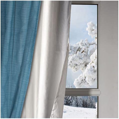 rideau thermique isolant anti froid pour fen 234 tre s 233 lection froid e