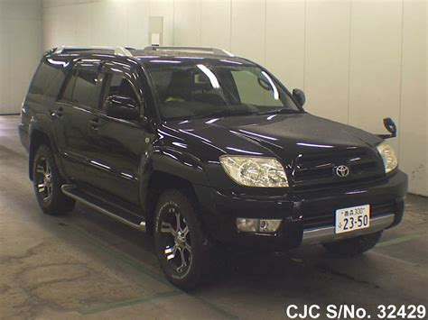 2003 toyota hilux surf 4runner black for sale stock no 32429 used cars exporter