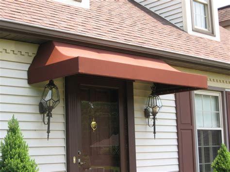 residential door hoods gallery kreiders canvas service