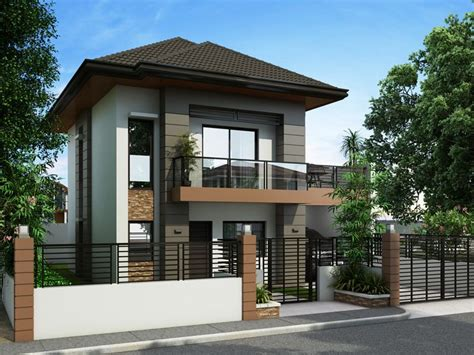 story house plans series php   storey house design double storey house