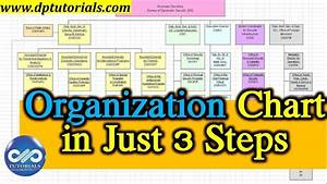 How To Make An Organizational Chart In Just 3 Steps