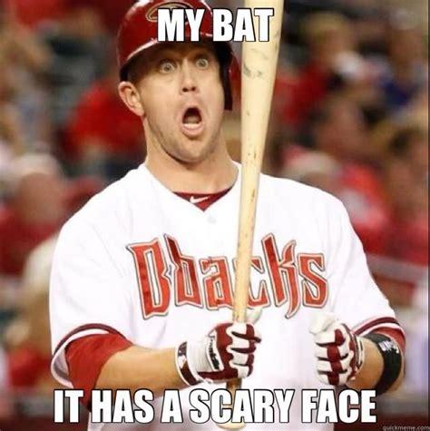 Baseball Bat Meme Baseball Its Not Dodgeball Meme Image