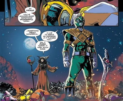 Preview Of Mighty Morphin Power Rangers #0 (boom