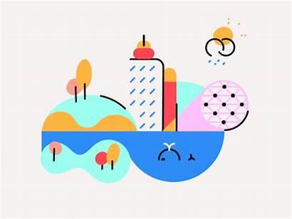 Blend Motion Clipart Animation 2d Month Days