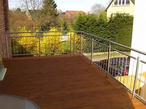 Geländer Holz Terrasse : metall stahlbau kronenberg edelstahlgel nder ~ Watch28wear.com Haus und Dekorationen