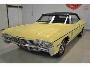 Buy used 68 Chevrolet Impala SS Convertible Original ...