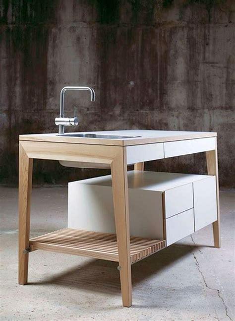minimalist freestanding kitchen sink designs