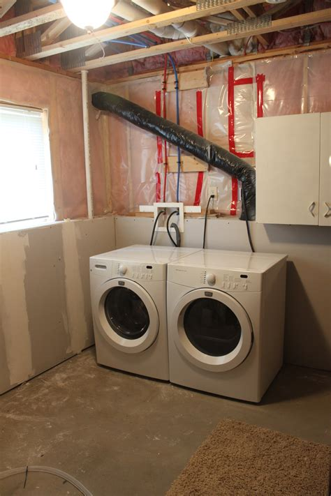 Basement Laundry Room Flooring At Home Design Ideas