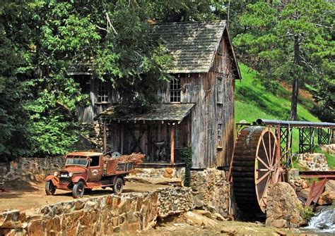 Sixes Grist Mill Georgia