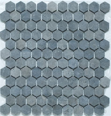 mosaic hexagon floor tile hexagon mosaic tiles traditional wall and floor tile by mission stone tile