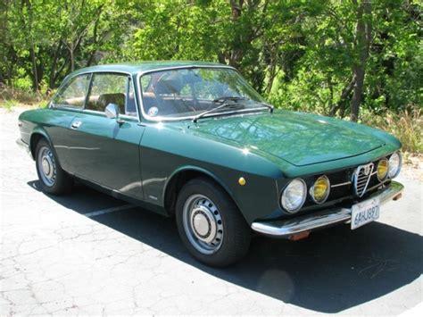 Clean 1969 Alfa Romeo 1750 Gtv