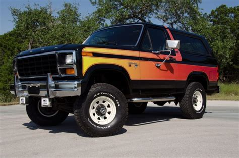 New Ford Bronco For Sale by 1981 Ford Bronco For Sale On Bat Auctions Sold For