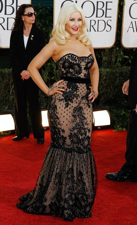 Not A Huge Christina Fan But Omg This Dress Is Incredible Pretty Dresses Curvy Dress Pretty