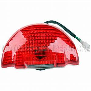 Tail Light For Gy6 50cc 150cc Scooter Moped Jonway Roketa