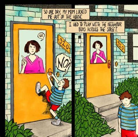 next door neighbors next door webcomix presented by smith magazine