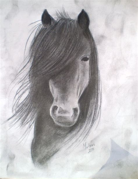 artistic charcoal painting  sketches  beginners