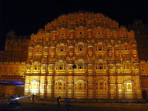 list   places  visit  jaipur  night