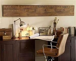 Wanddeko Ideen Wohnzimmer : wanddekoration ideen mit holzlineal freshouse ~ Markanthonyermac.com Haus und Dekorationen