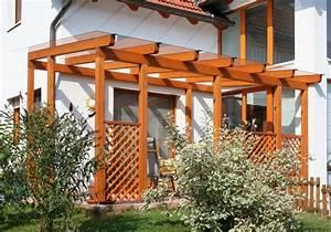 Befestigung überdachung An Sparren : terrassen berdachung zusatz ~ Orissabook.com Haus und Dekorationen